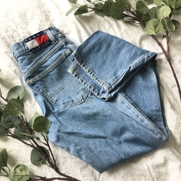 Tommy Hilfiger | Vintage High Waist Mom Jeans P341